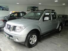 FRONTIER - 2.5 LE 4X4 CD TURBO ELETRONIC DIESEL 4P MANUAL